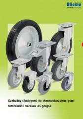 Szabvány tömörgumi és thermoplasztikus gumi futófelületű kerekek - 1000 Aprócikk Barkácsbolt
