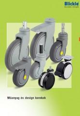 Műanyag és design kerekek - 1000 Aprócikk Barkácsbolt