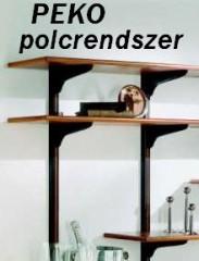 Peko polcrendszer katalógus - 1000 Aprócikk Barkácsbolt