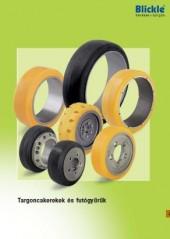Targonca kerekek és fútógyűrűk - 1000 Aprócikk Barkácsbolt
