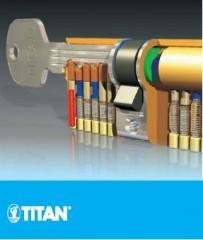 Titan hengerzárbetétek - 1000 Aprócikk Barkácsbolt