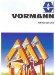 Vormann ácsipari vasalatok - 1000 Aprócikk Barkácsbolt