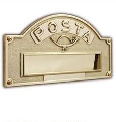 GLI OTTONI Eleganza postaláda-panelek - 1000 Aprócikk Barkácsbolt
