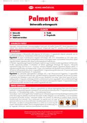Palmatex univedrzális erősragasztó - 1000 Aprócikk Barkácsbolt